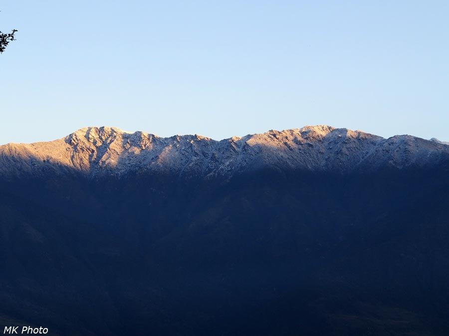 Гора Серанчок