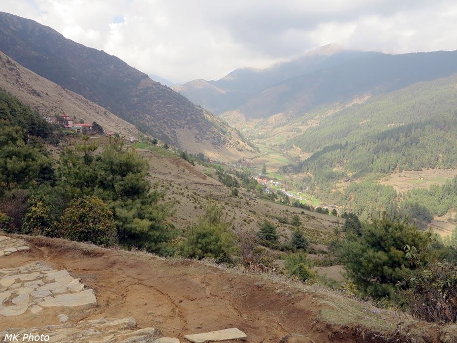 Долина Джунбеси Кхолы
