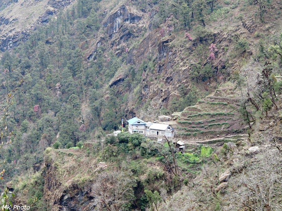 Лодж Khumbu view