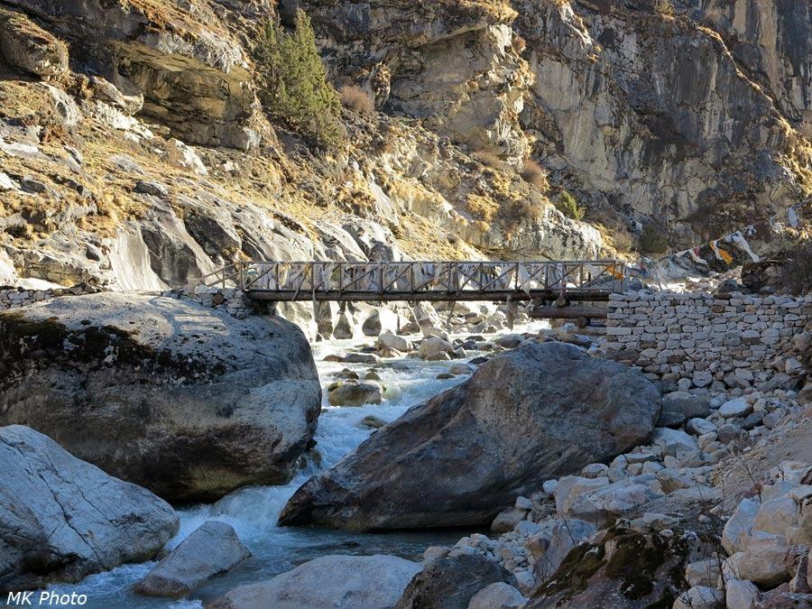 Временный мост