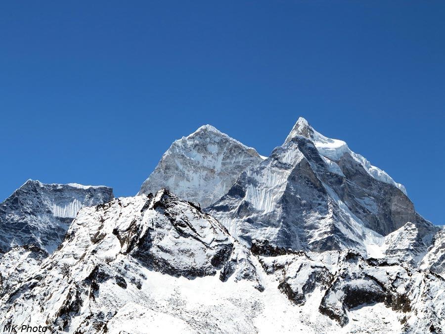 2 горы