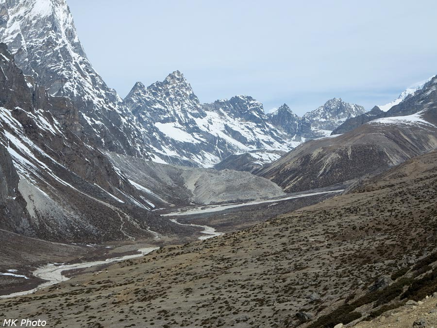 Долина Лобуче Кхолы