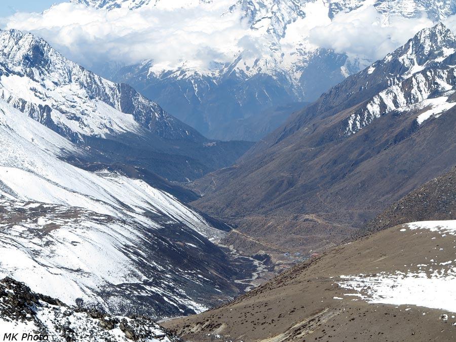 Долина Имджа Кхолы