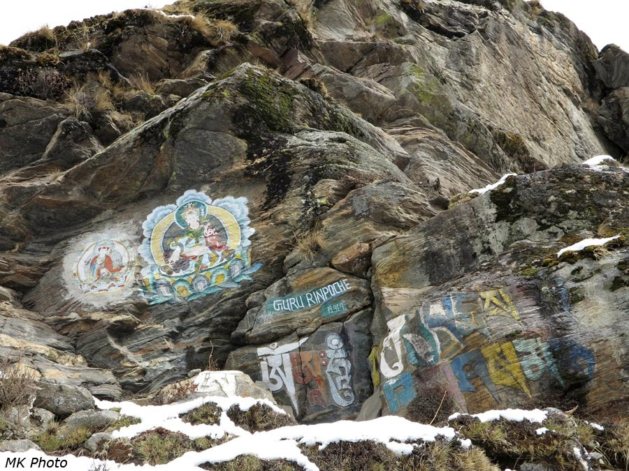 Рисунки на скалах