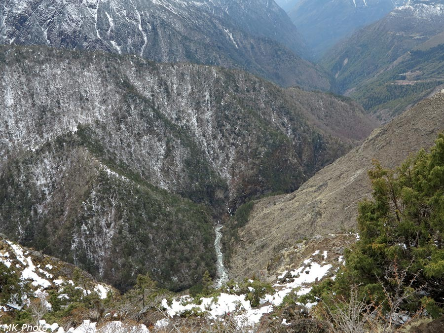 Ущелье Имджа Кхолы