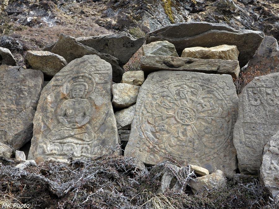 Буддистские камни