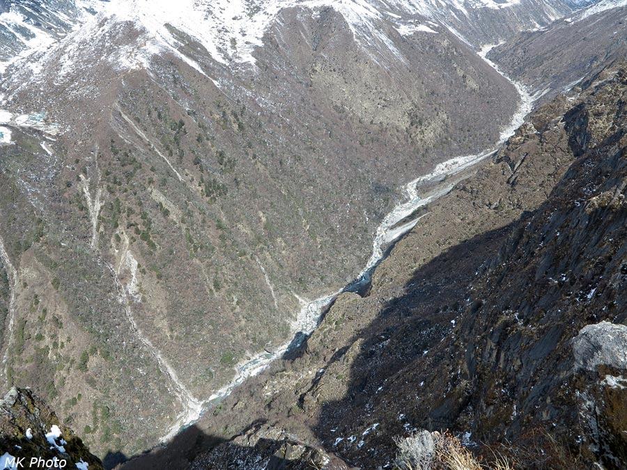 Долина Дудх Коши Нади