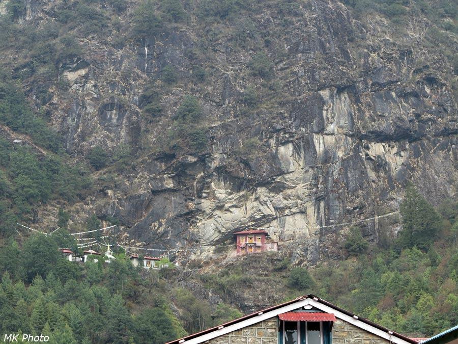 Монастырь над Чеплунгом