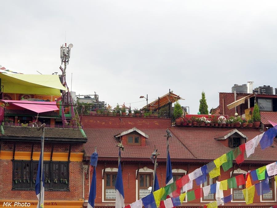 Террасы ресторанов на крышах