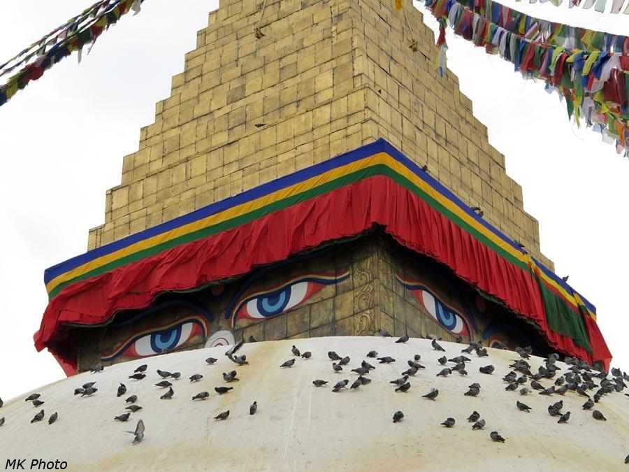 Глазки Будды