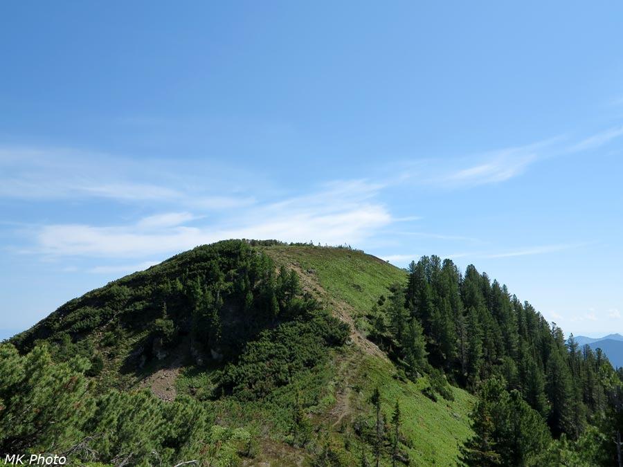Гора Харлахтинский Голец