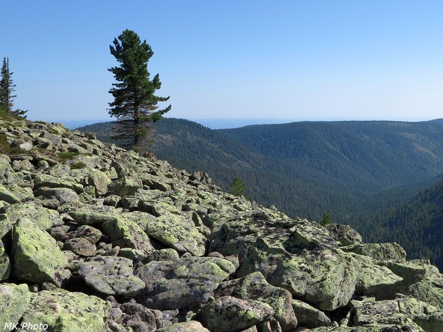 Долина Широкой