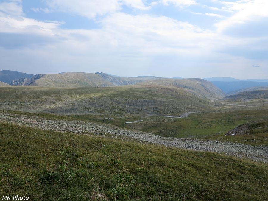 Район перевала Черби
