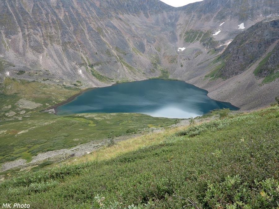 Озеро Хикушка