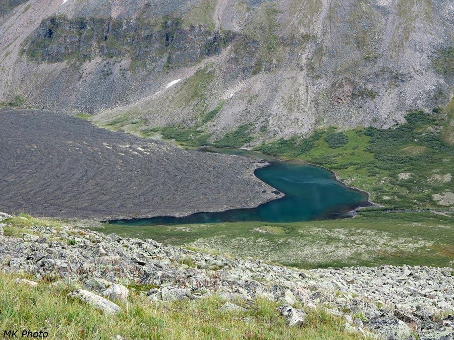 Озеро Серповидное
