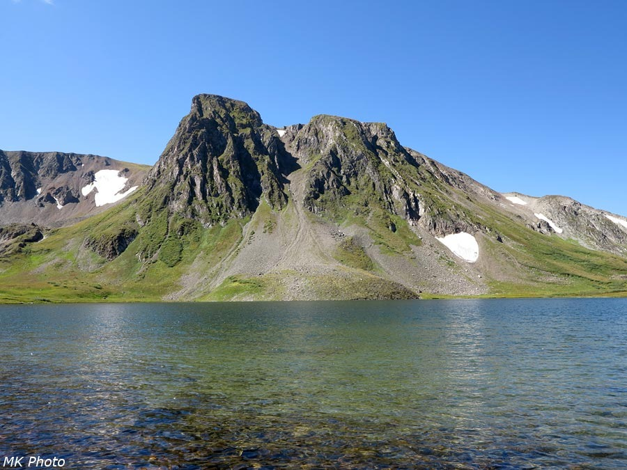 На озере Каскадное-3