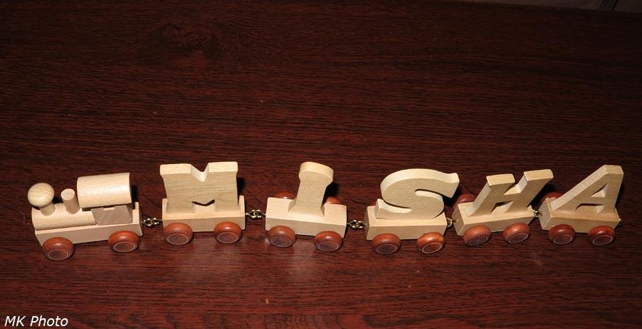 Поезд Misha