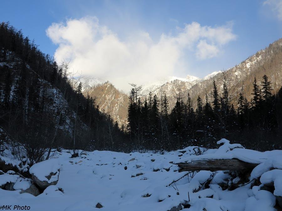 Тьма долины Бугатая