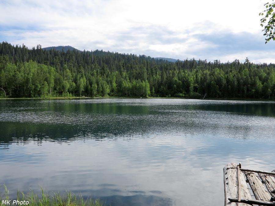 Озеро Окунёвое