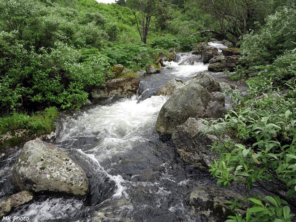 Река Широкая