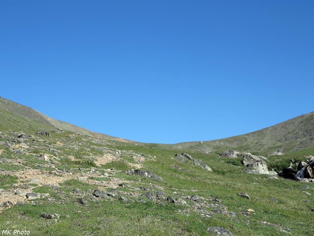 Перевал Хулугайша
