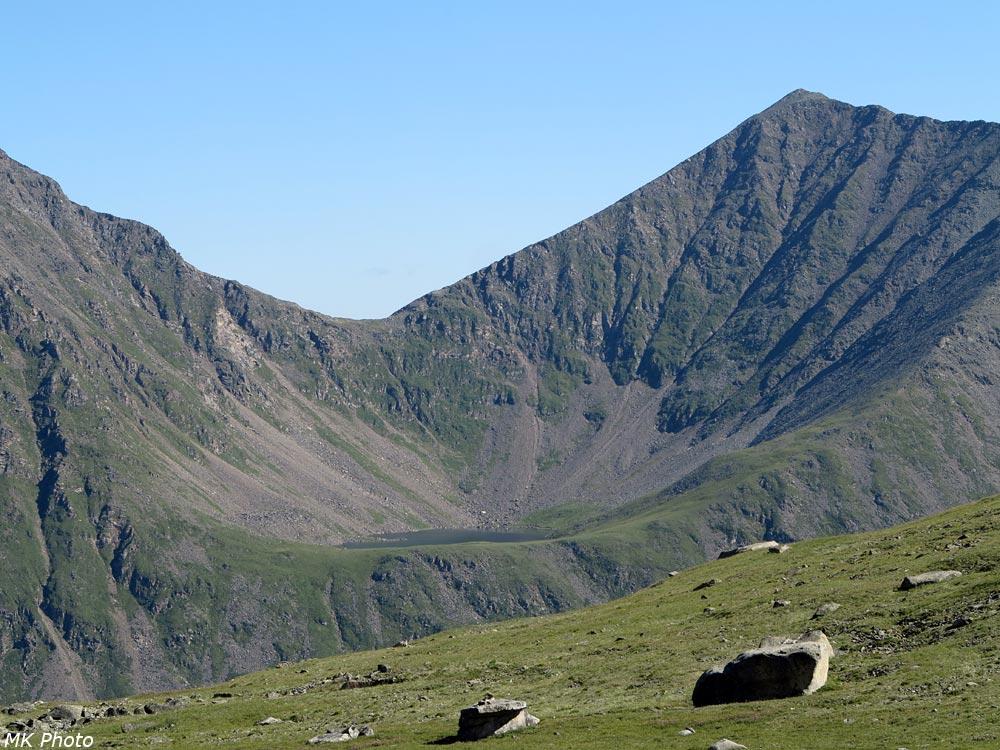 Вид с перевала Хулугайша