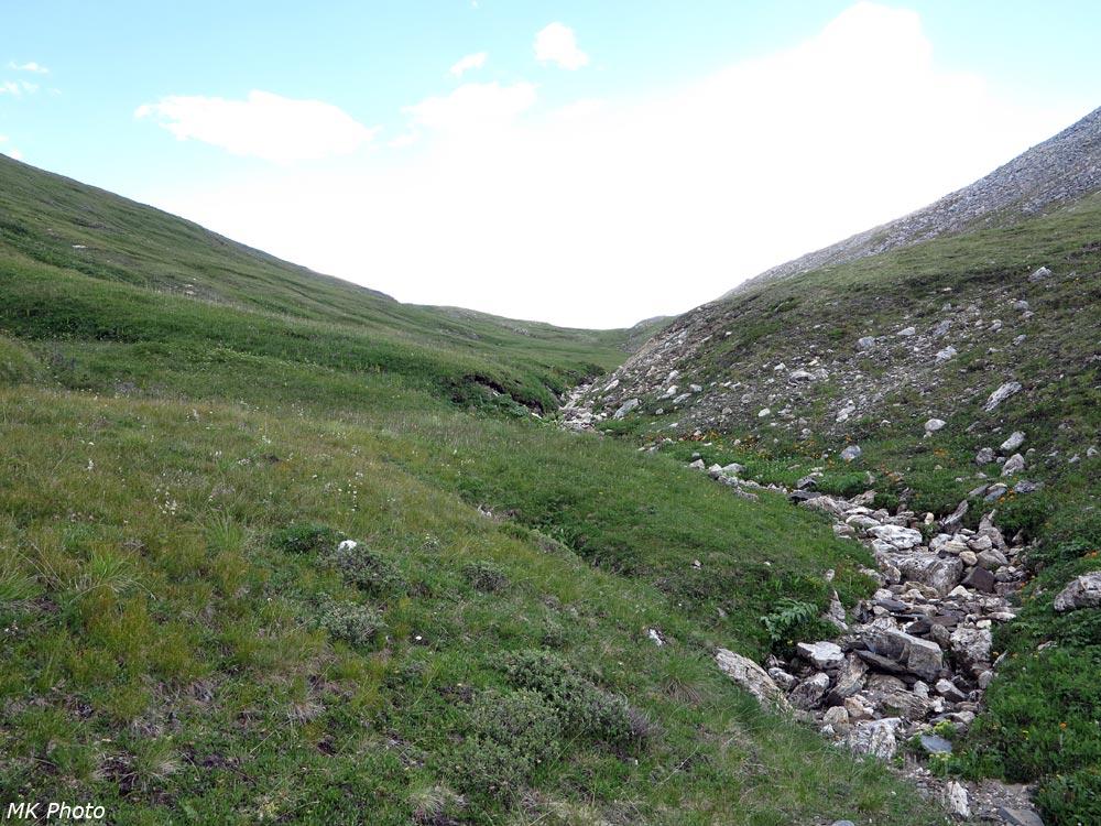 Перевал Озёрный Толта