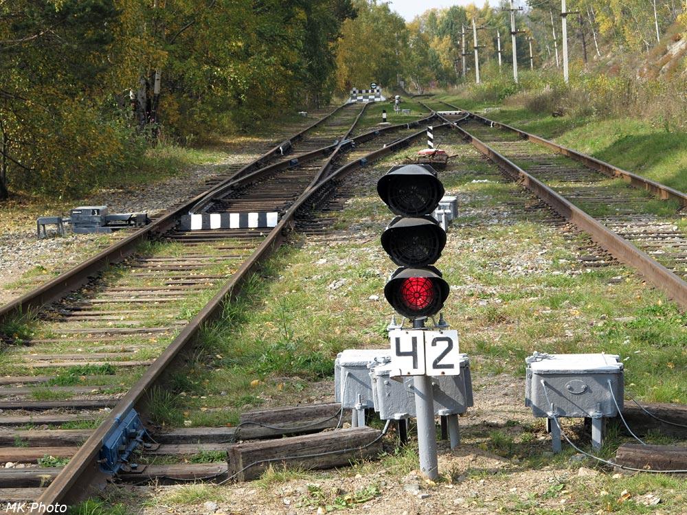 Невзирая на красный сигнал светофора