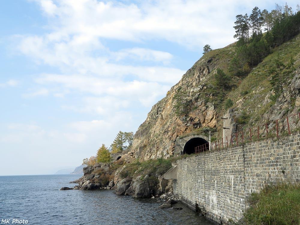 Галерея и тоннель