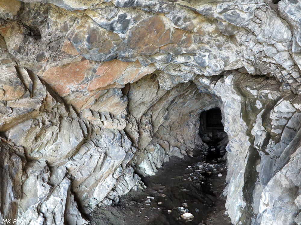 Рабочий ход для строительства тоннеля