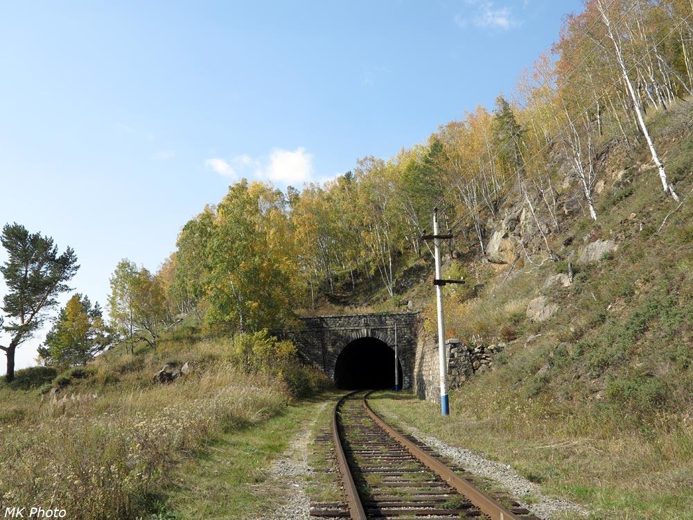 Тоннель Шумихинский
