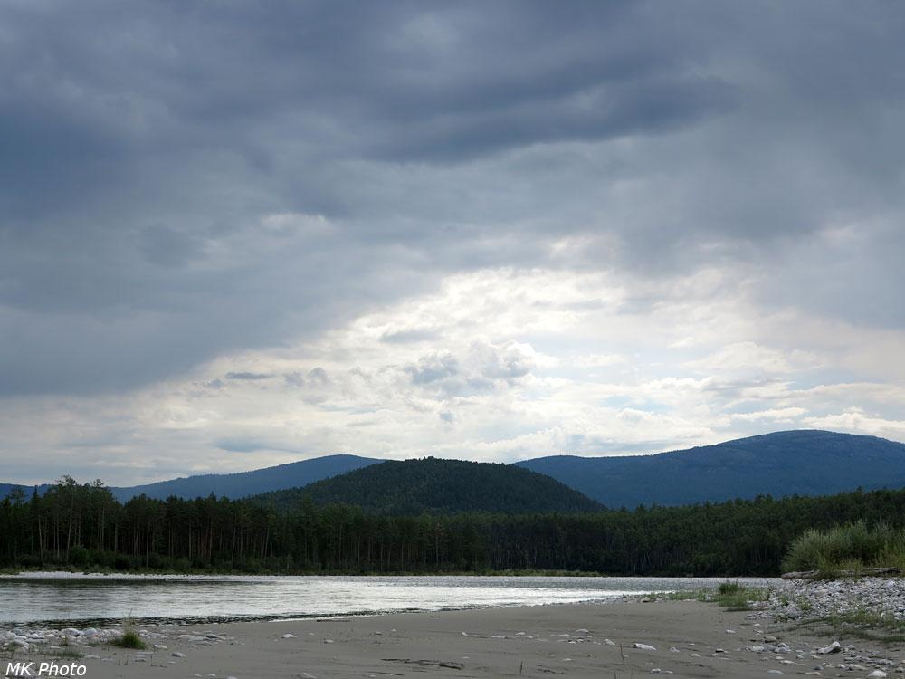Гора меж Китоем и Архутом