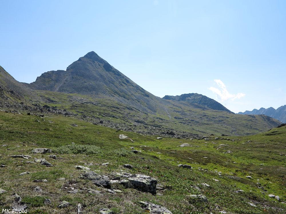 Перевал Харсапка