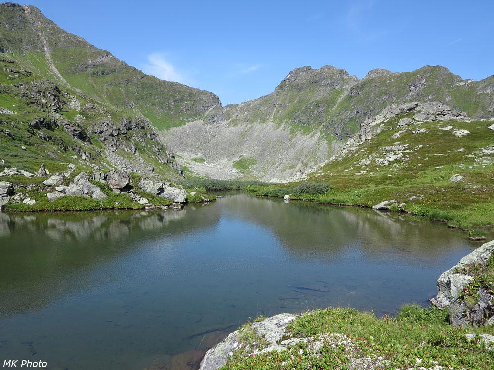 Озеро - исток Харсапки