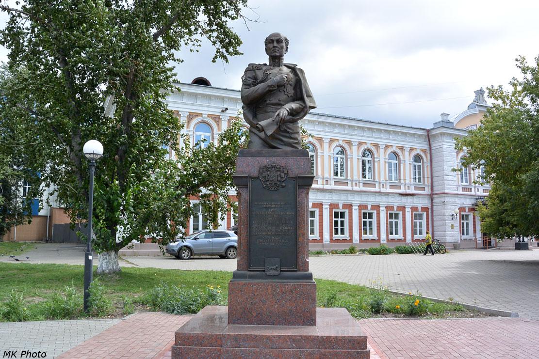 Памятник графу Сперанскому