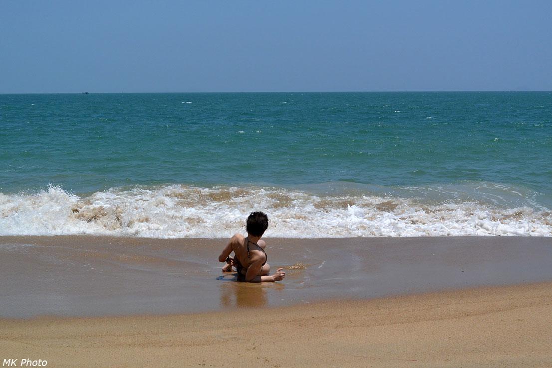 Катюха на краю моря