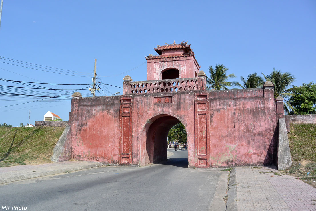 Крепостные ворота