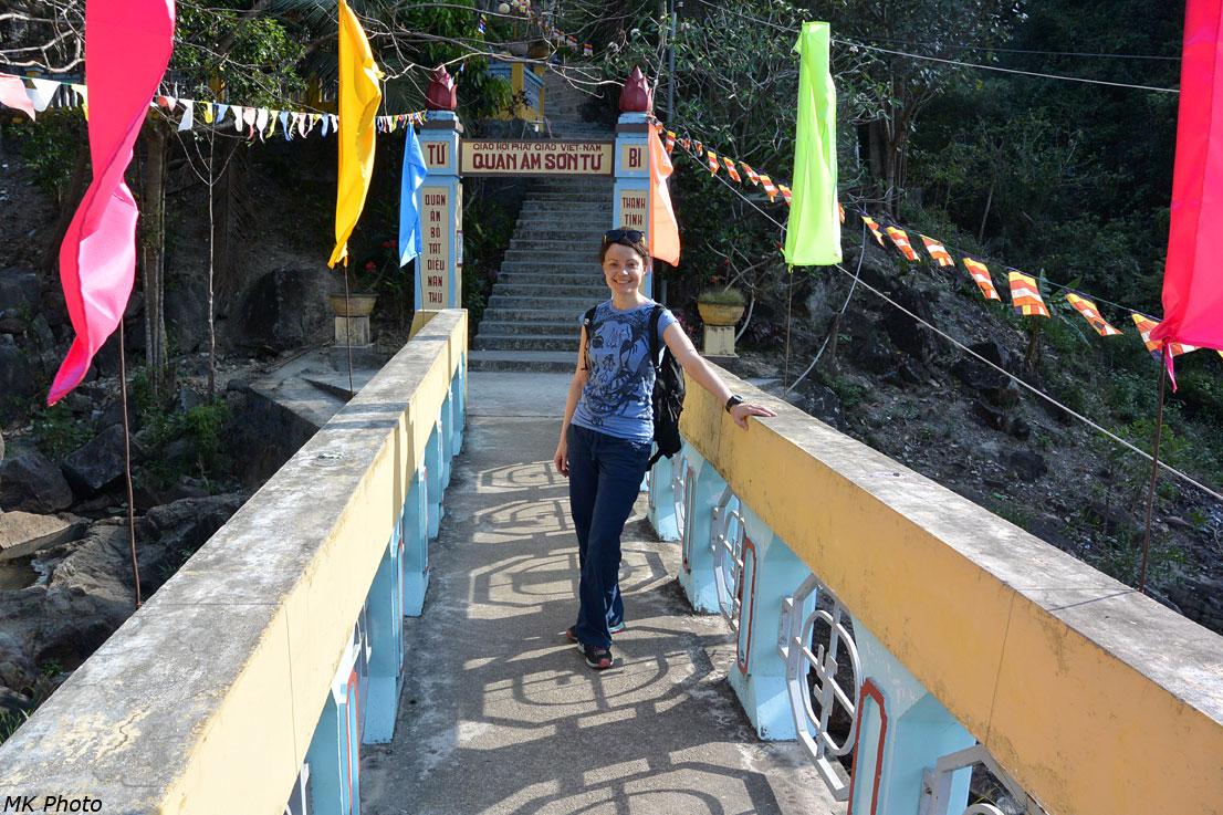 Путь к нижнему храму