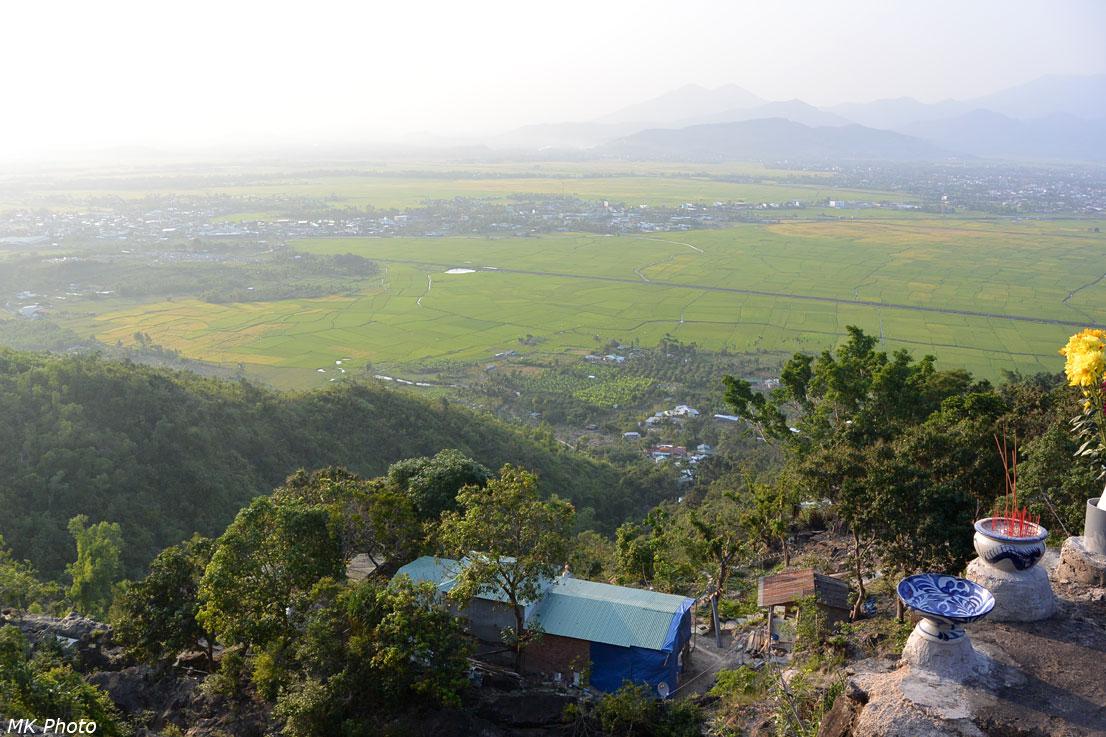 Рисовые поля и пригороды Нячанга