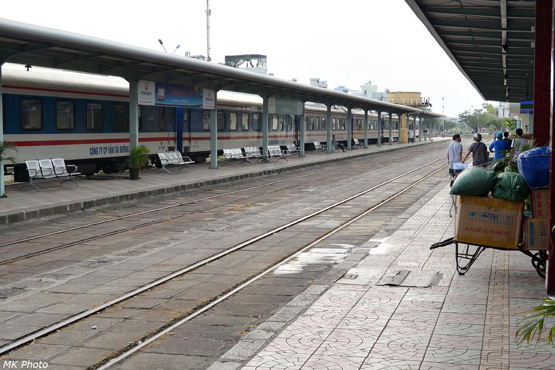 Станция Нячанг