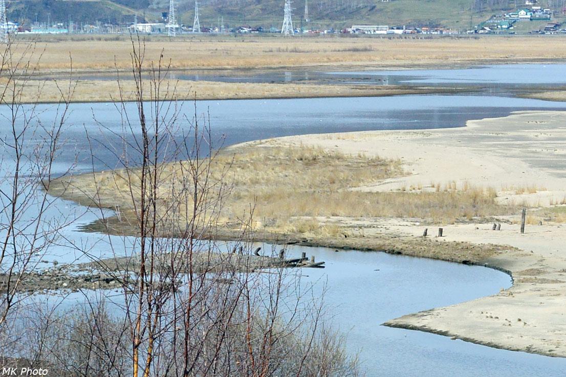Остатки Кругобайкальского тракта