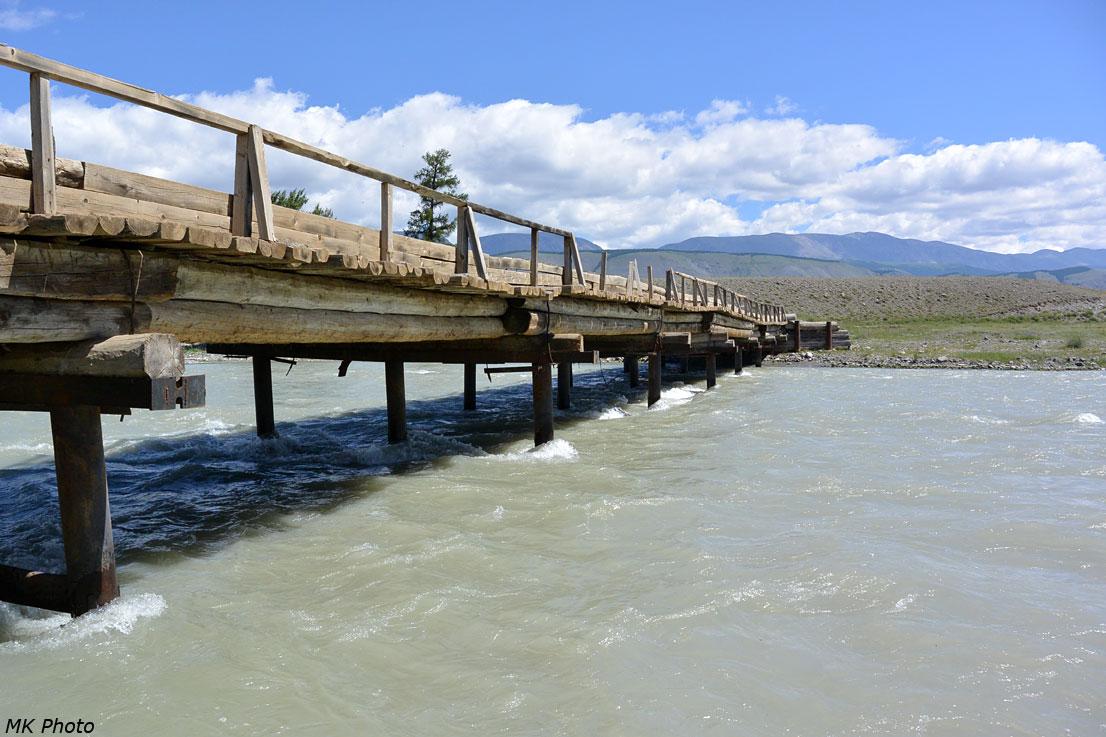 Мост через Чую