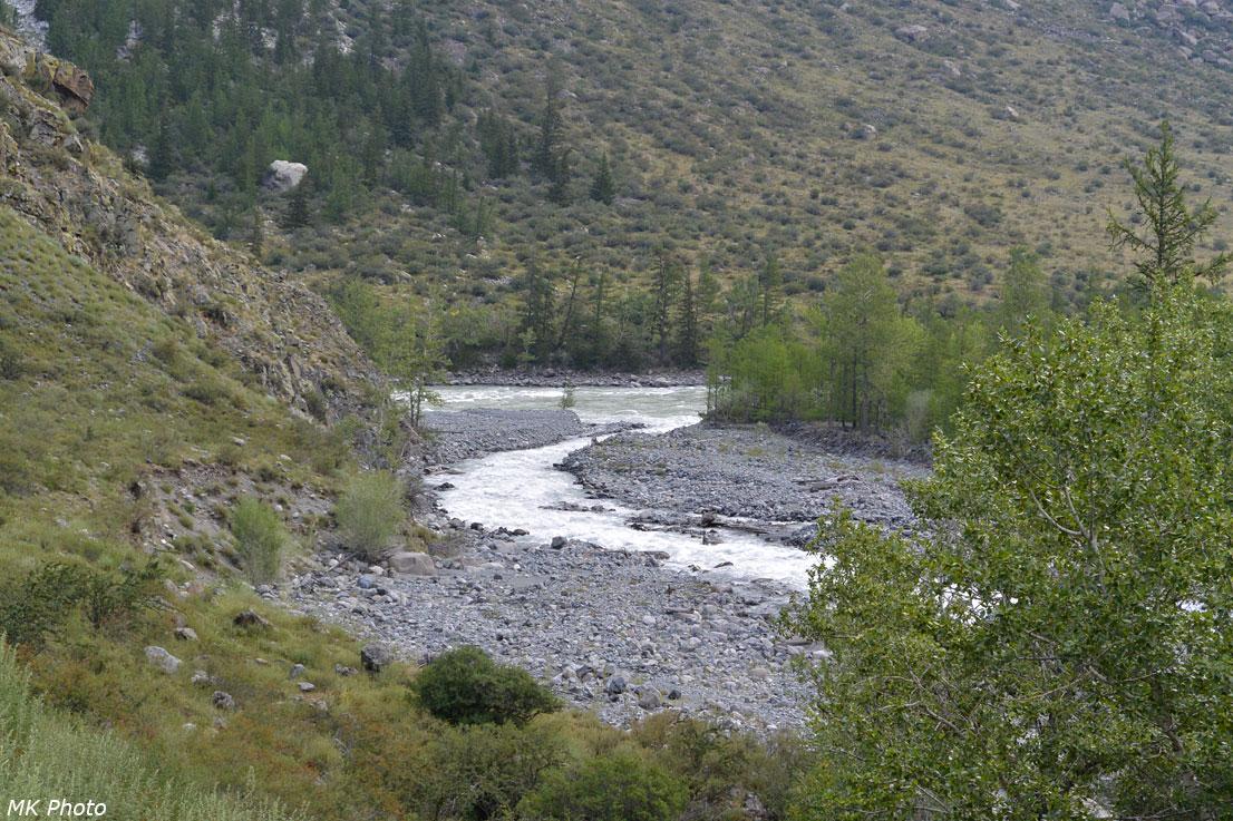 Устье Кулагаша