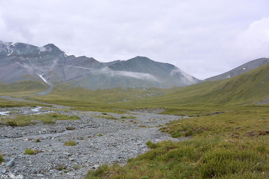 Верховья Сулуайры и перевал Сулу-Боч