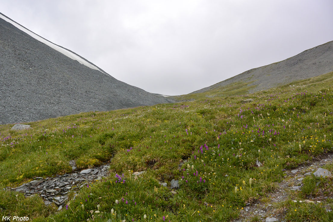 Перевал Сулу-Боч вблизи