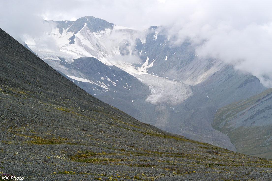 Ледник Текелю
