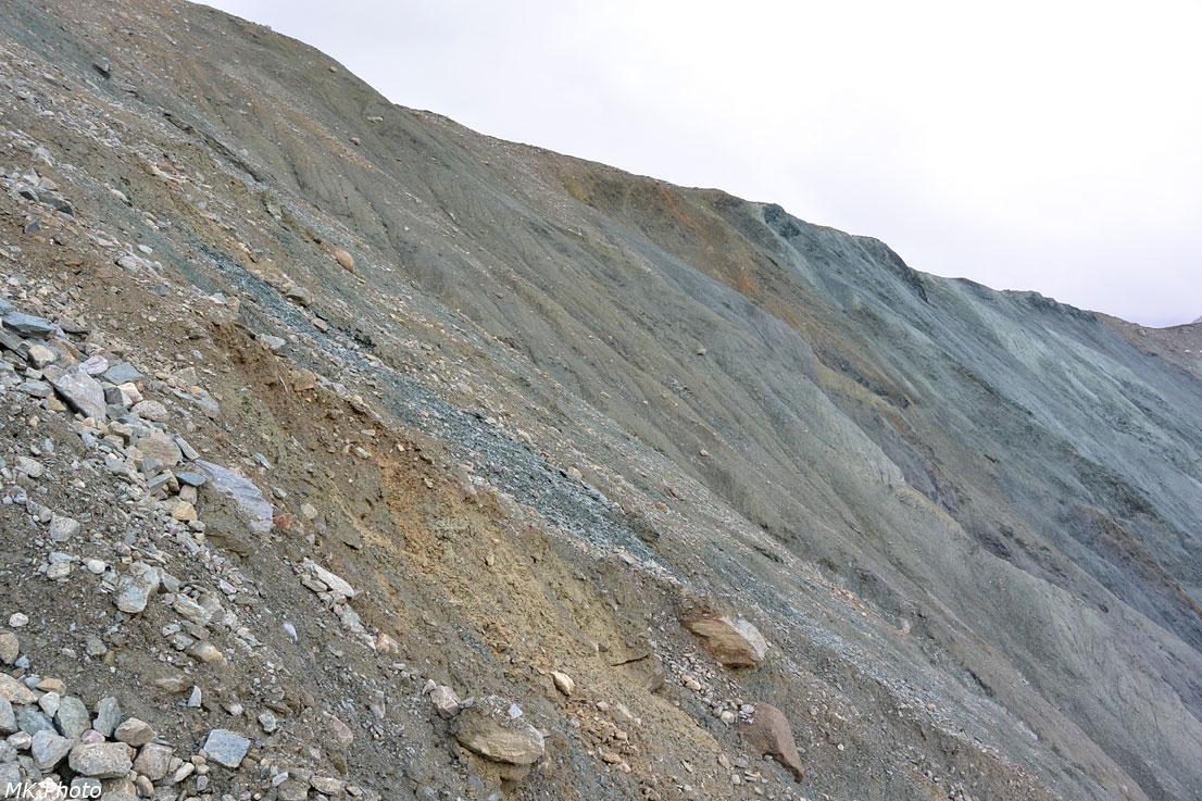 Перевал Ярлу-Боч со стороны Правой Ярлу