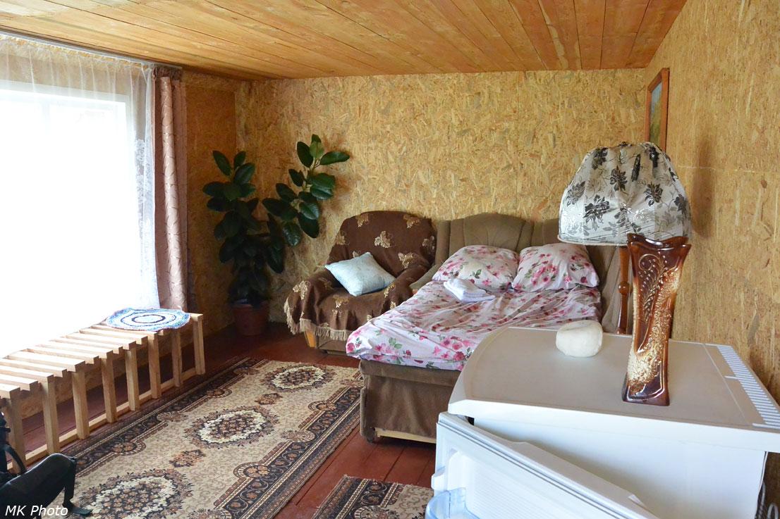 Гостевая комната на втором этаже