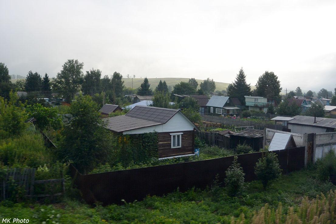 Село Новая Чемровка