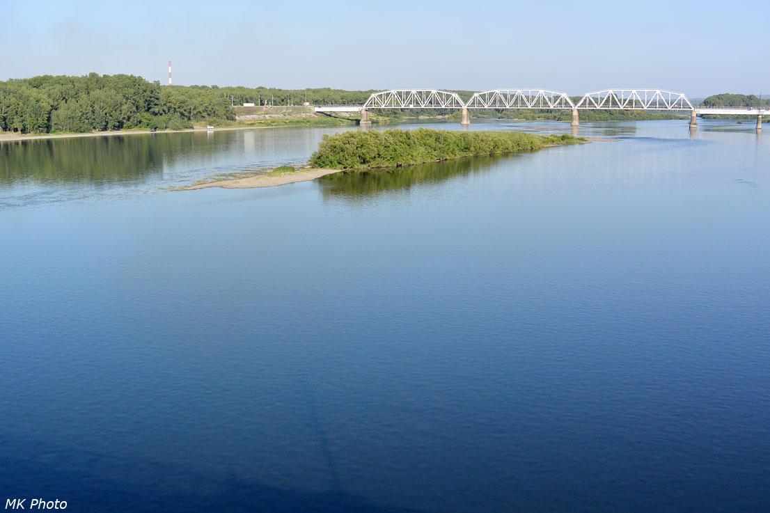 Мост через р. Томь